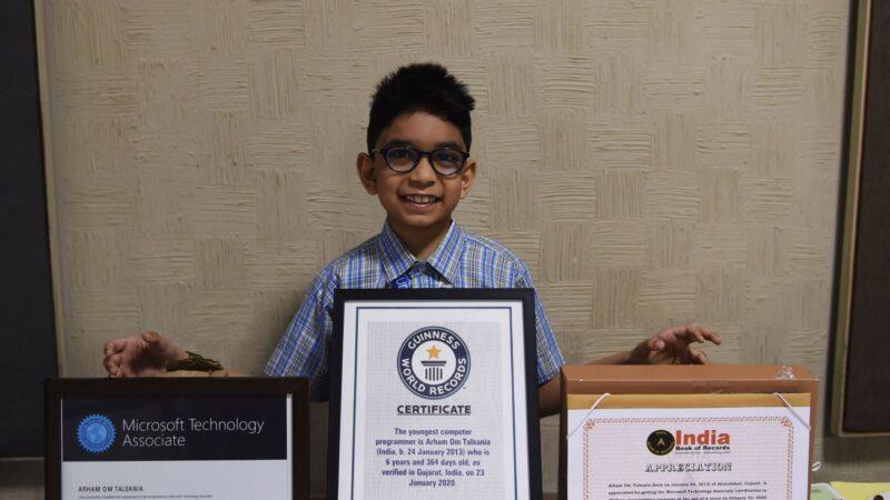 6歲就會寫程式!全球「最小電腦工程師」(視頻)
