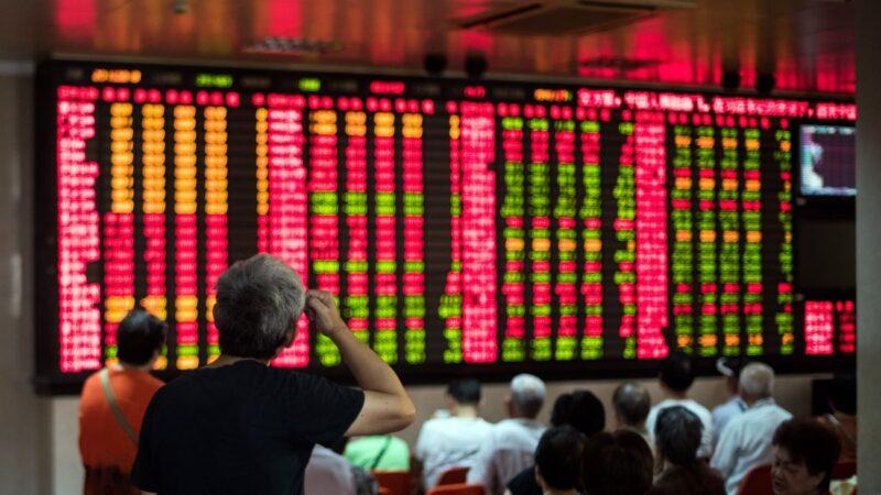 中国千亿科技企业股价集体暴跌