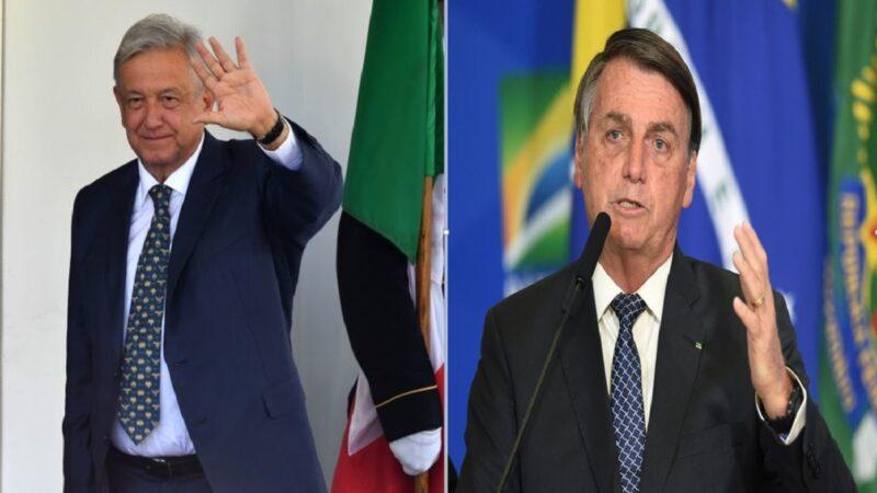 美國大選 墨西哥總統稱恭喜還太早 巴西總統沉默
