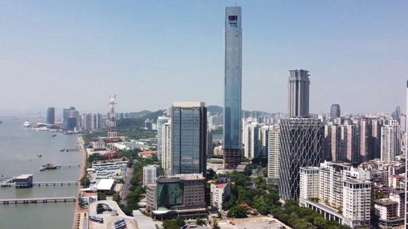 福建第一高樓29億6折拍賣 神秘買家牽出曾慶紅家族