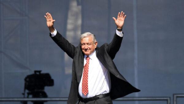 墨西哥总统再拒向拜登祝贺 :不承认非法政府