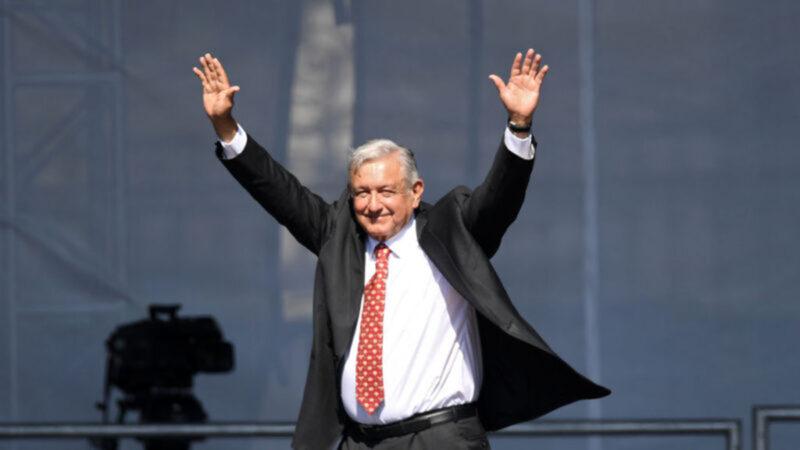 墨西哥總統再拒向拜登祝賀 :不承認非法政府