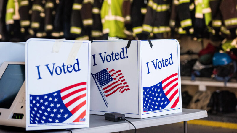 美投票軟件出問題 軟件公司與民主黨眾議長有關