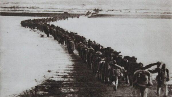 抗美援朝時的志願軍們 一段「被志願」的歷史
