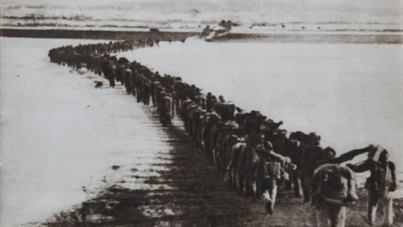 """抗美援朝时的志愿军们 一段""""被志愿""""的历史"""