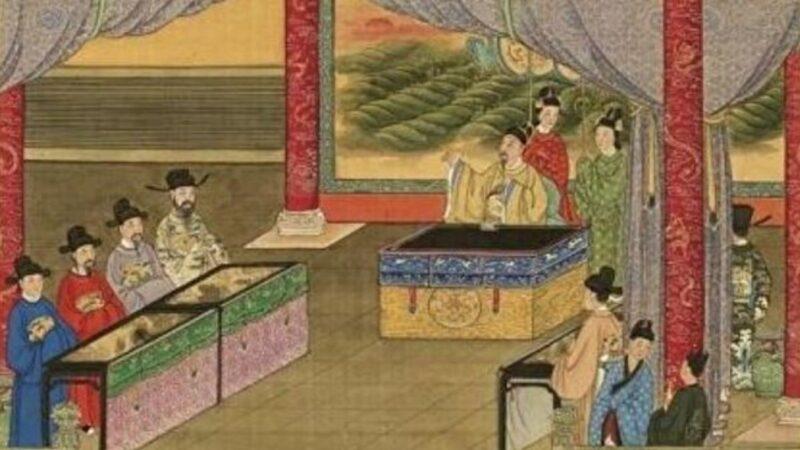 李世民为命定天子 四人提前道破天机