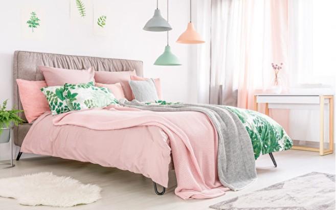 不用花大錢 掌握7個原則讓小臥室變寬敞