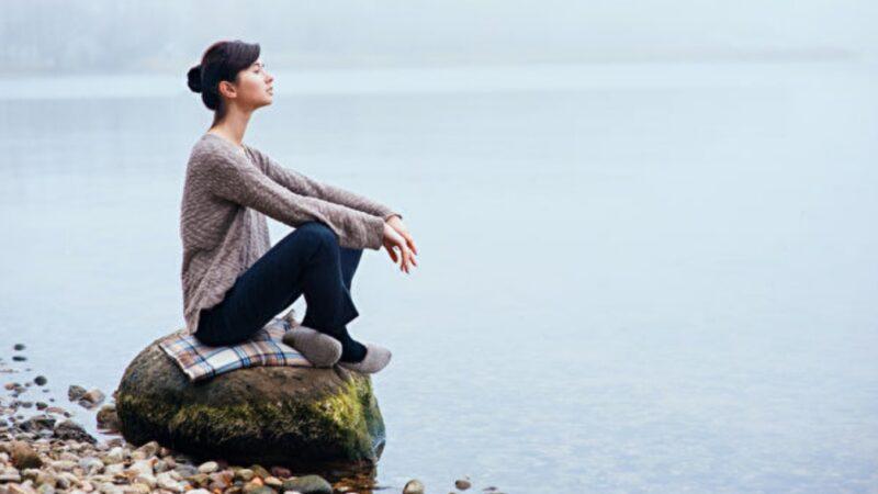 1個呼吸減壓法 養心護肺 幾分鐘緩解焦慮