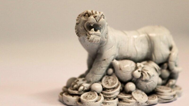 神奇的古艺术:改变物质结构 点睛成真