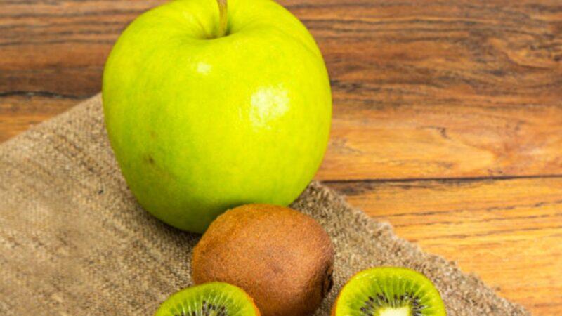 1天2水果癌症遠離你 蘋果奇異果是抗癌雙寶