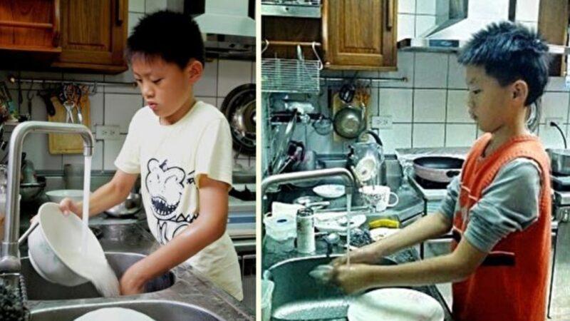 育儿锦囊:教导孩子做家事不再是苦差事