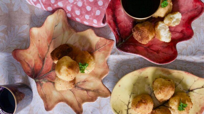 感恩節美食 土豆泥炸丸子(組圖)