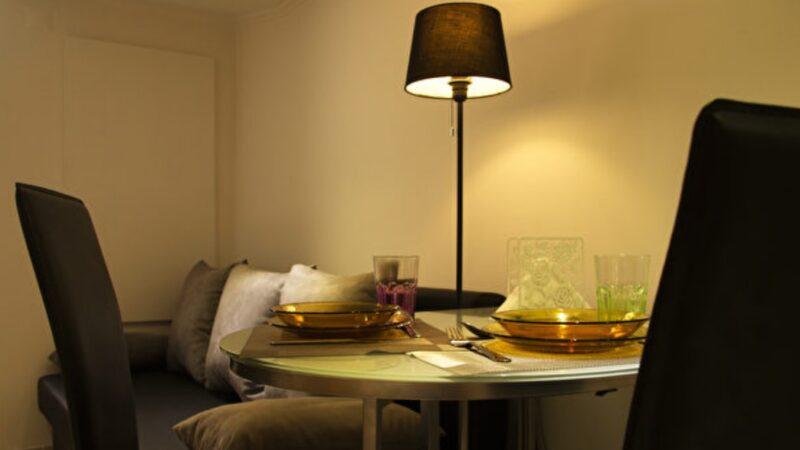 空间小也能布置温馨的用餐环境 掌握2重点