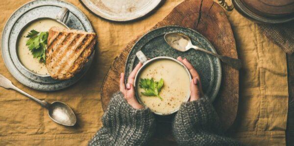 火雞湯 溫暖和關愛的湯(組圖)