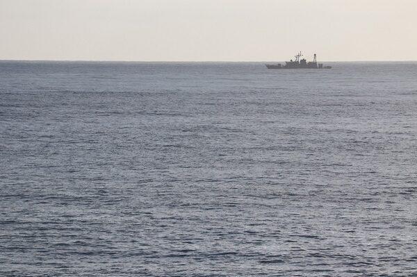 台F-16起飞2分钟失联 8机13舰海空接力搜救