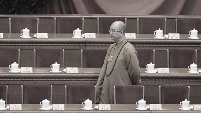"""武汉寺院长老想进京升官 点菜时问""""喝什么酒?"""""""