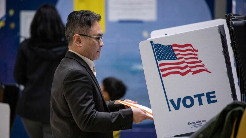 美国近40名议员致信司法部长 调查选举欺诈