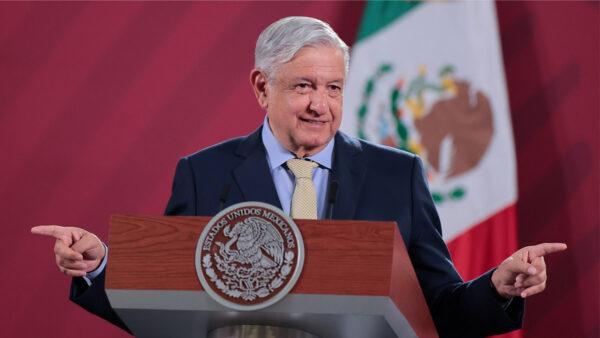 """最好是""""等待"""" 墨西哥总统再次拒绝祝贺拜登"""