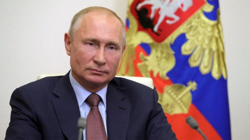疑普京明年辭職 連提兩項豁免權法案