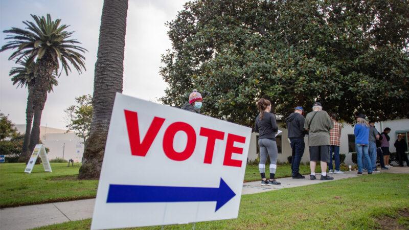 非法选票推高拜登 摇摆州超20万非公民投票