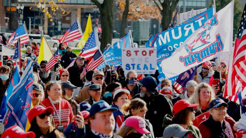 左翼組織負責喬州選票審計 索羅斯為資助者之一
