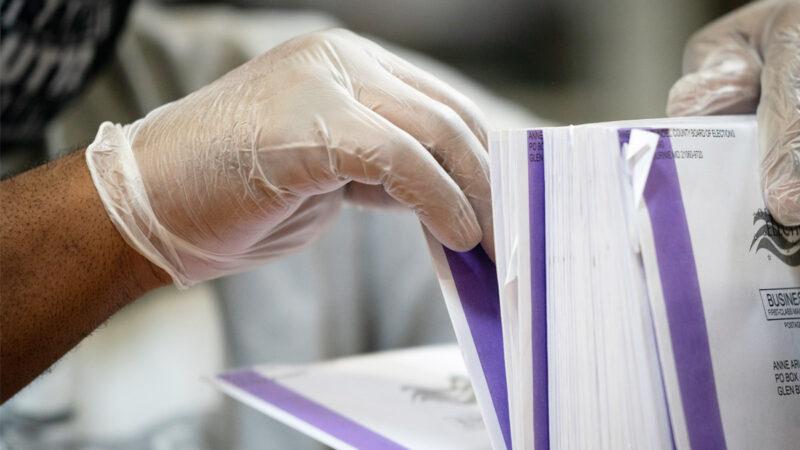 数学家证词:宾州10万张共和党人选票出现问题
