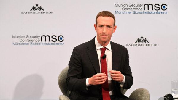 """脸书被控投巨资影响选举 CEO支付法官""""小费"""""""