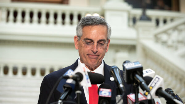 政治战略家爆料:乔州重新计票是个骗局