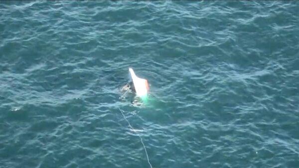 日本海釣船與貨船碰撞沉沒 釀1死11輕重傷