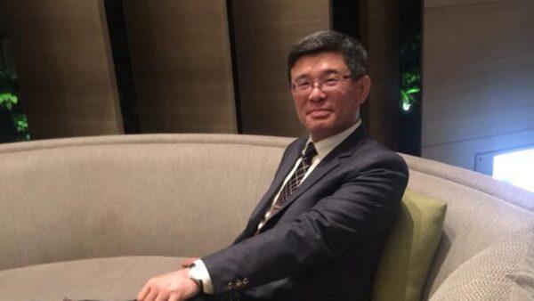 吴嘉隆:反共是台湾的命运 台湾应该挺川普!