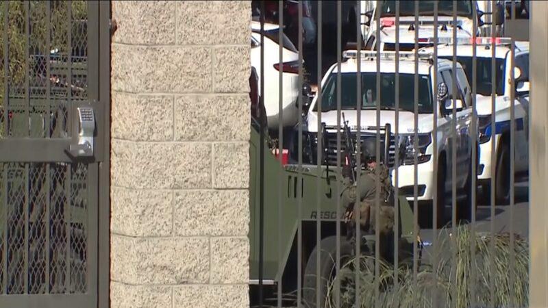 大選日 內華達州爆警民槍戰已知4死