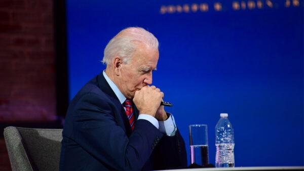 美國大選跌破眼鏡 專家揭拜登五大「怪事」