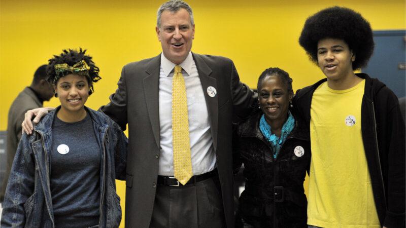 纽约市长白思豪女儿说漏嘴:拜登偷选举