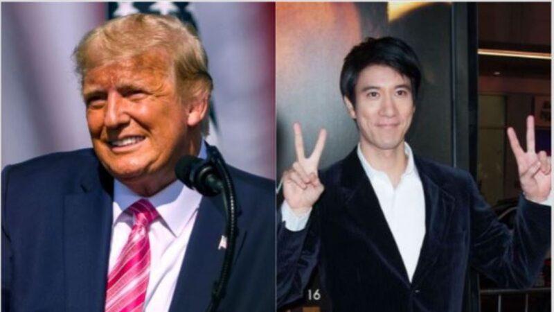 """王力宏登CNN""""同框川普""""背后真相曝光"""
