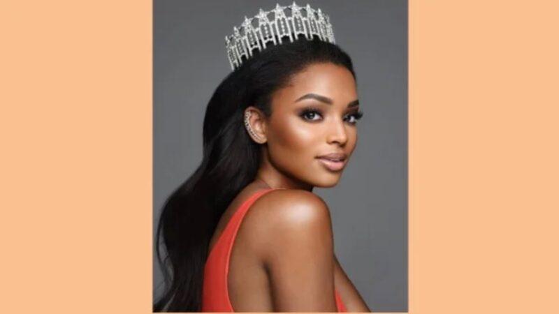 曾獻唱挺川普 22歲非裔勇奪「美國小姐」