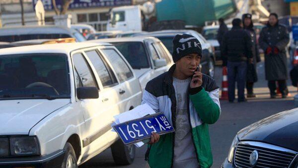 北京女2年结离婚28次 只为办车牌