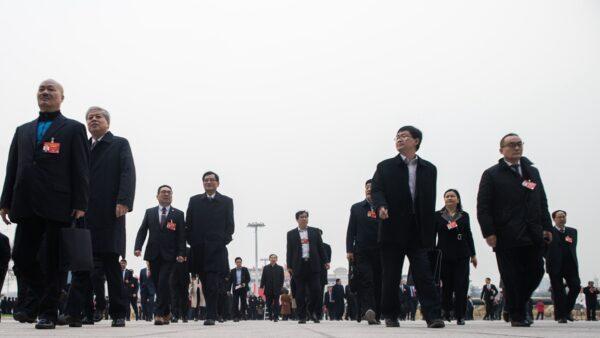 安徽官场腐败惊人 两分钟公布6厅官落马