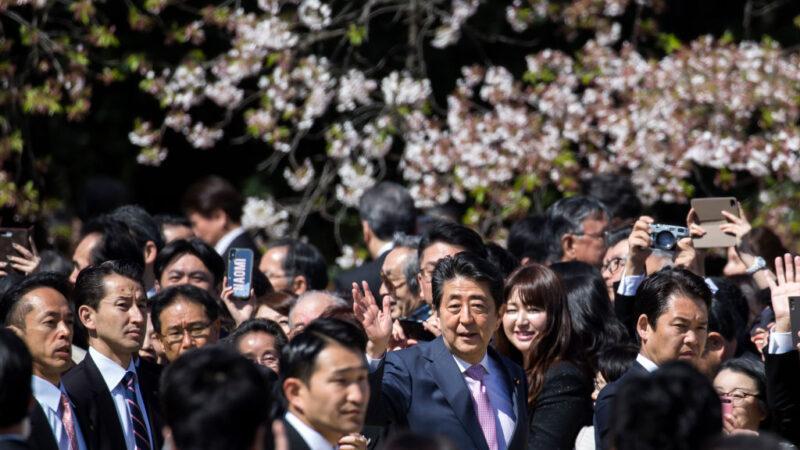 「賞櫻會」疑公器私用 傳安倍公設秘書遭訊問
