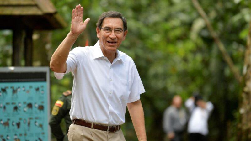 秘魯總統涉貪遭彈劾案 議長暫代職務