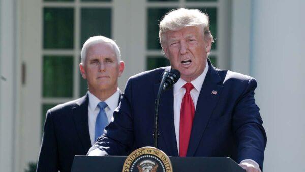 川普兑现诺言 美国正式退出《巴黎协定》