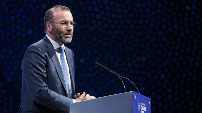 欧议会最大党团领袖:中共是美欧共同的政治敌人