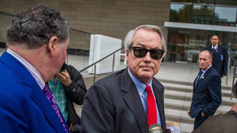 大律师林伍德:我有铁证 乔州官员串通舞弊