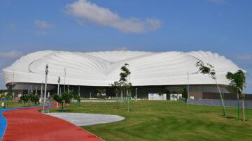 2022卡塔爾世界盃倒計時 超酷場館吸睛