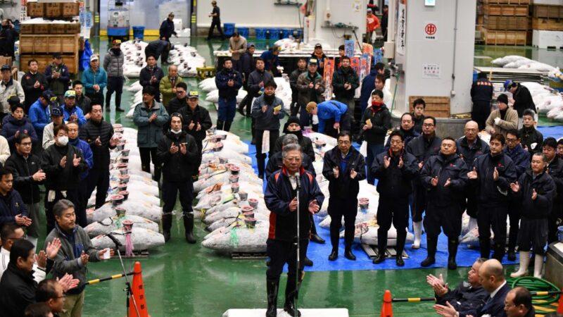 东京连3天逾500例 丰洲市场确诊破百