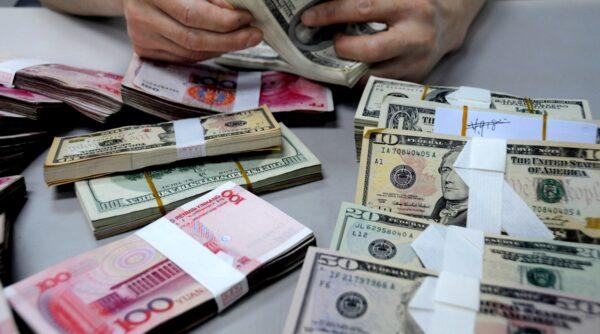 美国大选悬而未决 中国深重金融危机再起
