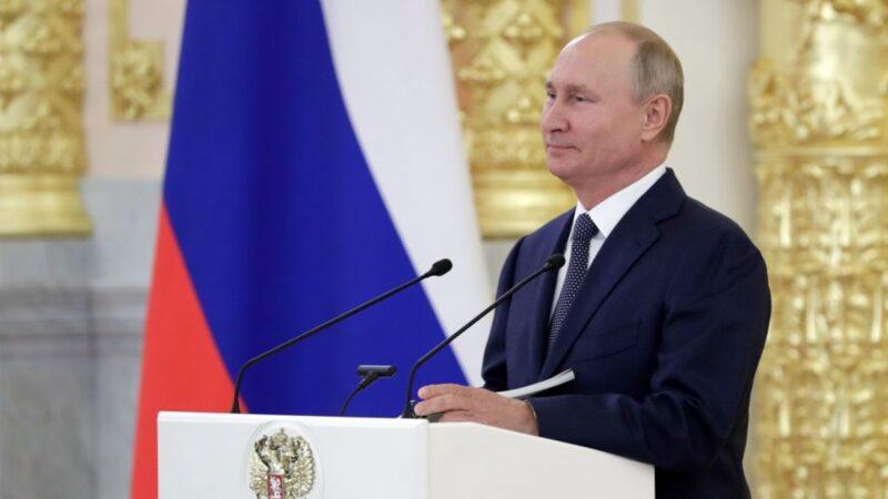 普京:美國大選結果未定 無法承認拜登當選