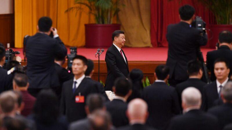 北京高層密集離京 習近平疑警告馬雲「拿錢救黨」