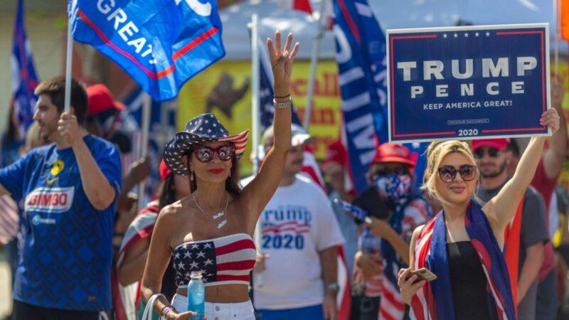 美國大選開票日 亞利桑那選票被盜