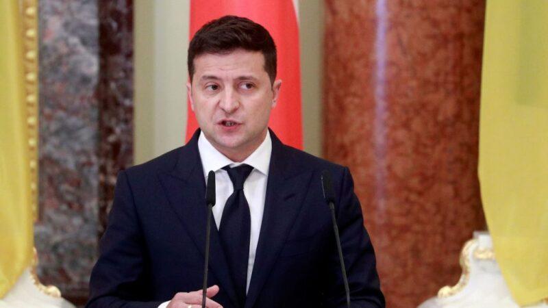 乌克兰确诊病例近灾难局面 总统染疫已自主隔离