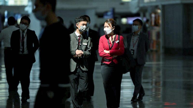大陸女在香港確診 傳涉黃被捕曾接觸23名港警